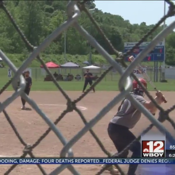Clay-Battelle wins first game in program history at state softball tournament