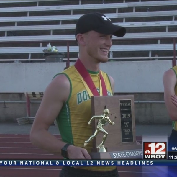 Doddridge County boys claim Single-A track title, three other teams place second