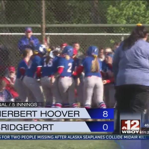 Lady Indians drop game one vs. Herbert Hoover