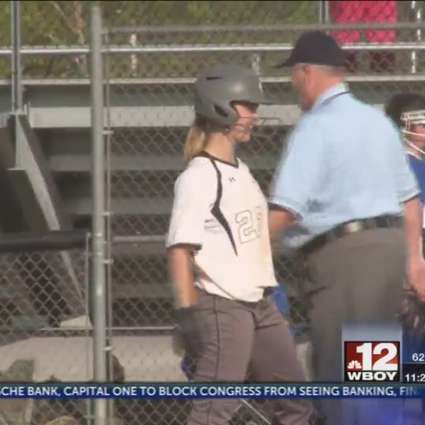 North Marion softball advances to sectional finals