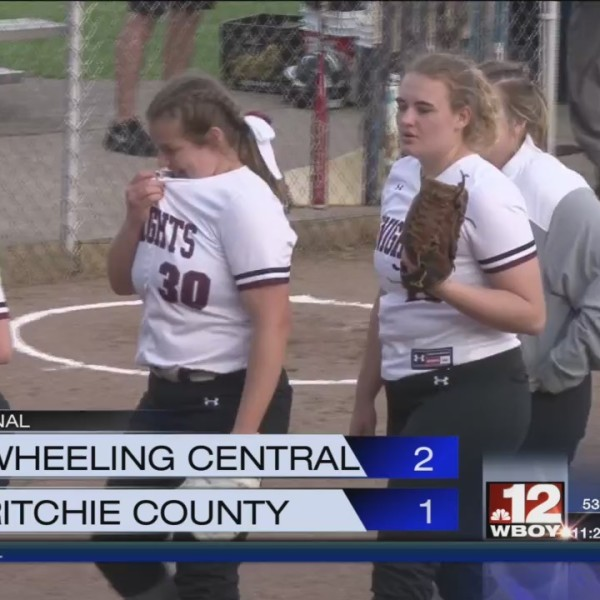Ritchie County falls to Wheeling Central Catholic in pitchers' duel