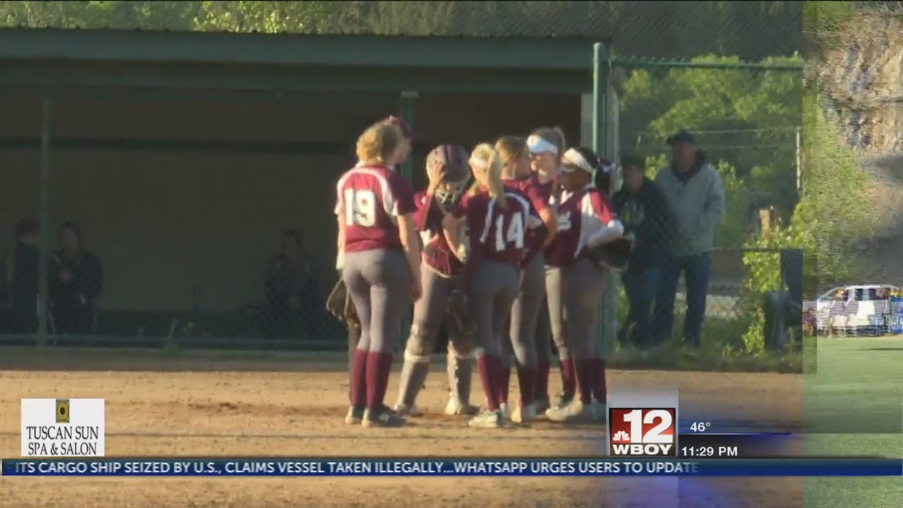 Ritchie County softball loses nail biter at Wheeling Central Catholic