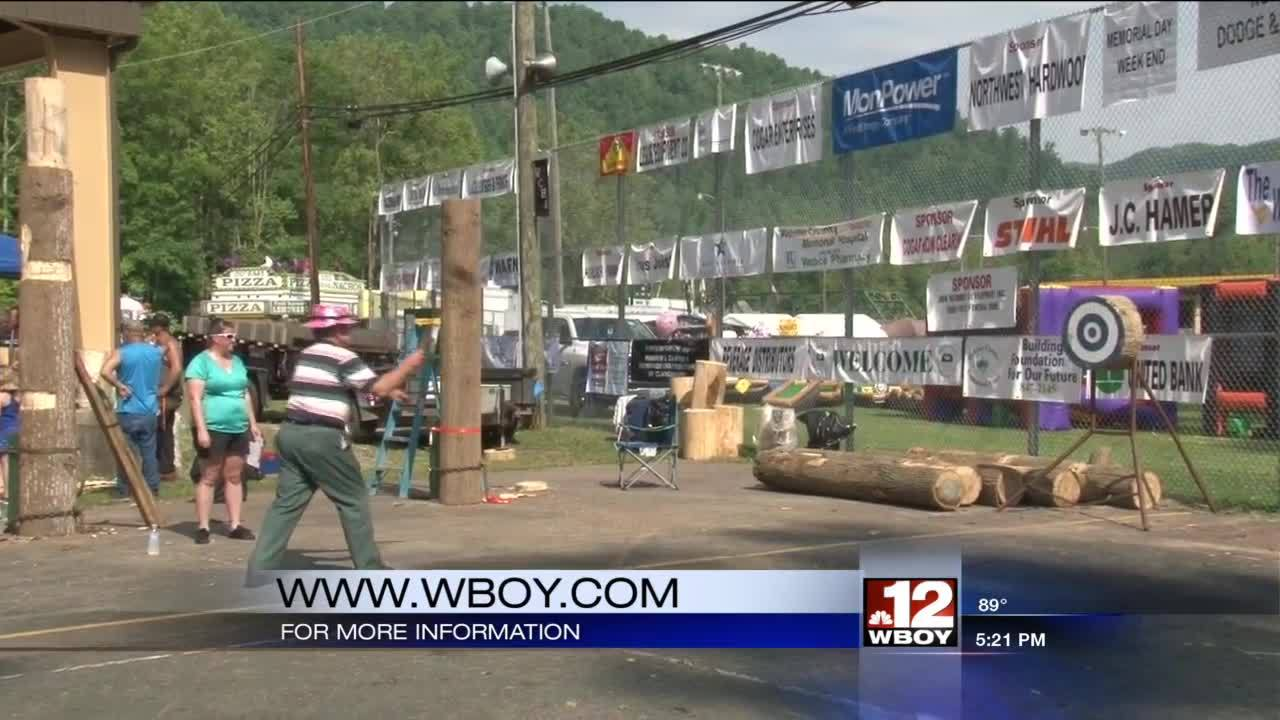Woodchopping Festival returns to Webster County