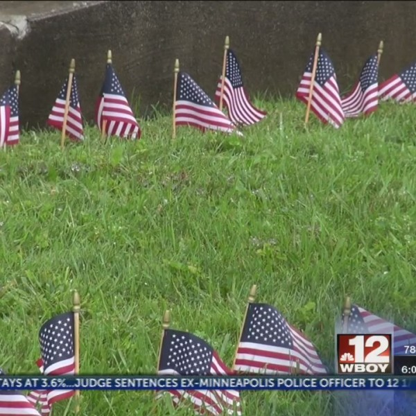 Fairmont Rotary Club gears up for inaugural Flag Day