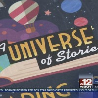 MCPLS celebrates a 'Universe Of Stories' reading theme