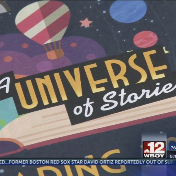MCPLS celebrates a 'Universe Of Stories' reading theme
