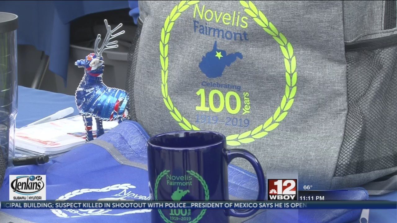 Novelis celebrates 100 years of service in the community