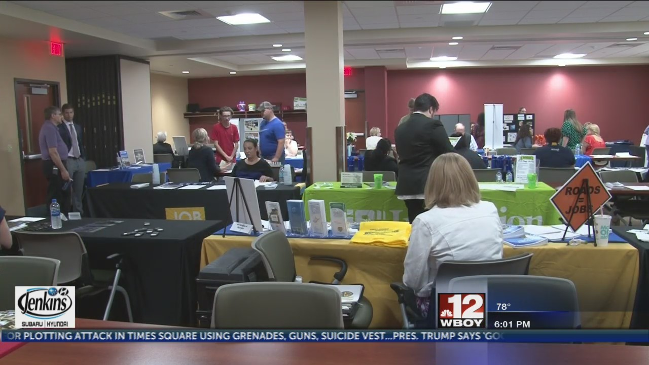 Potential employers gather at annual Harrison County Job Fair