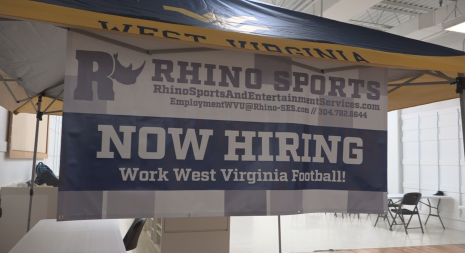 Event management staffing company seeks employees for WVU
