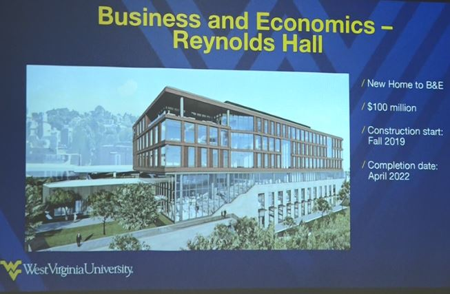 WVU Board of Governors approve $176 million in new