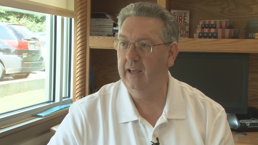 Randy Farley ready for new challenges as Marion County Schools  superintendent | WBOY.com