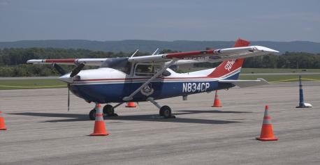 Kids take flight over Morgantown through Young Eagles