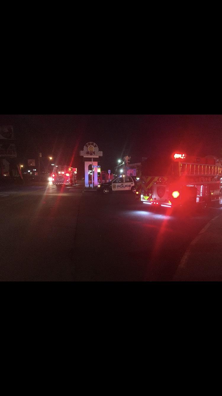 Crews respond to structure fire at Fairmont Restaurant | WBOY