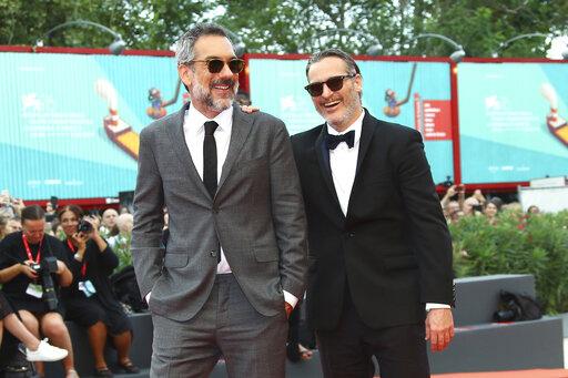 Joaquin Phoenix, Todd Phillips