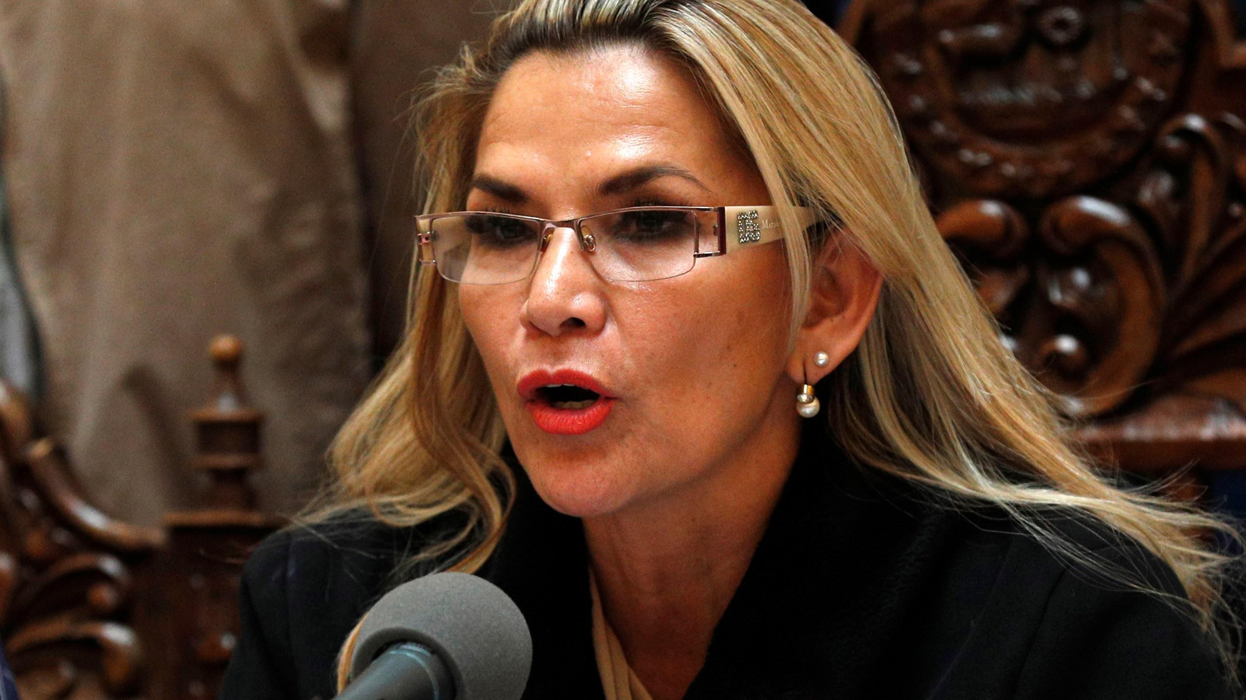 Jeanine Anez