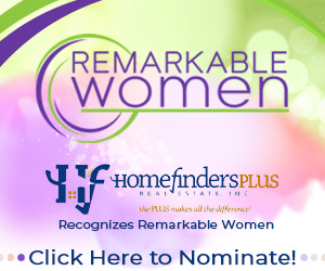 Nominate a remarkable women