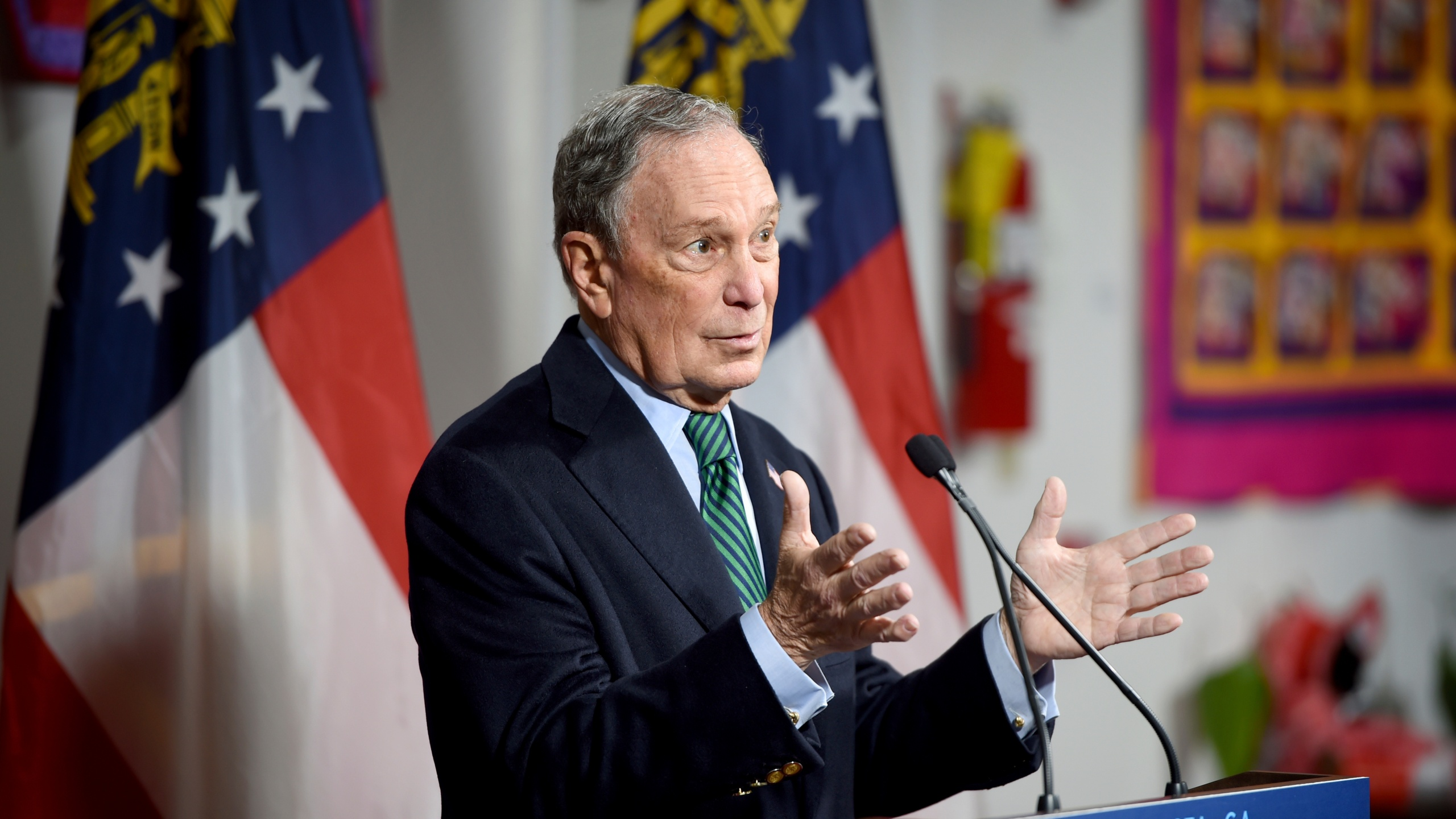New York Obituaries 2020.2020 Newcomer Bloomberg Stepping Onto International Stage