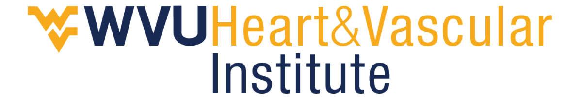 WVU Medicine Heart & Vascular Institute