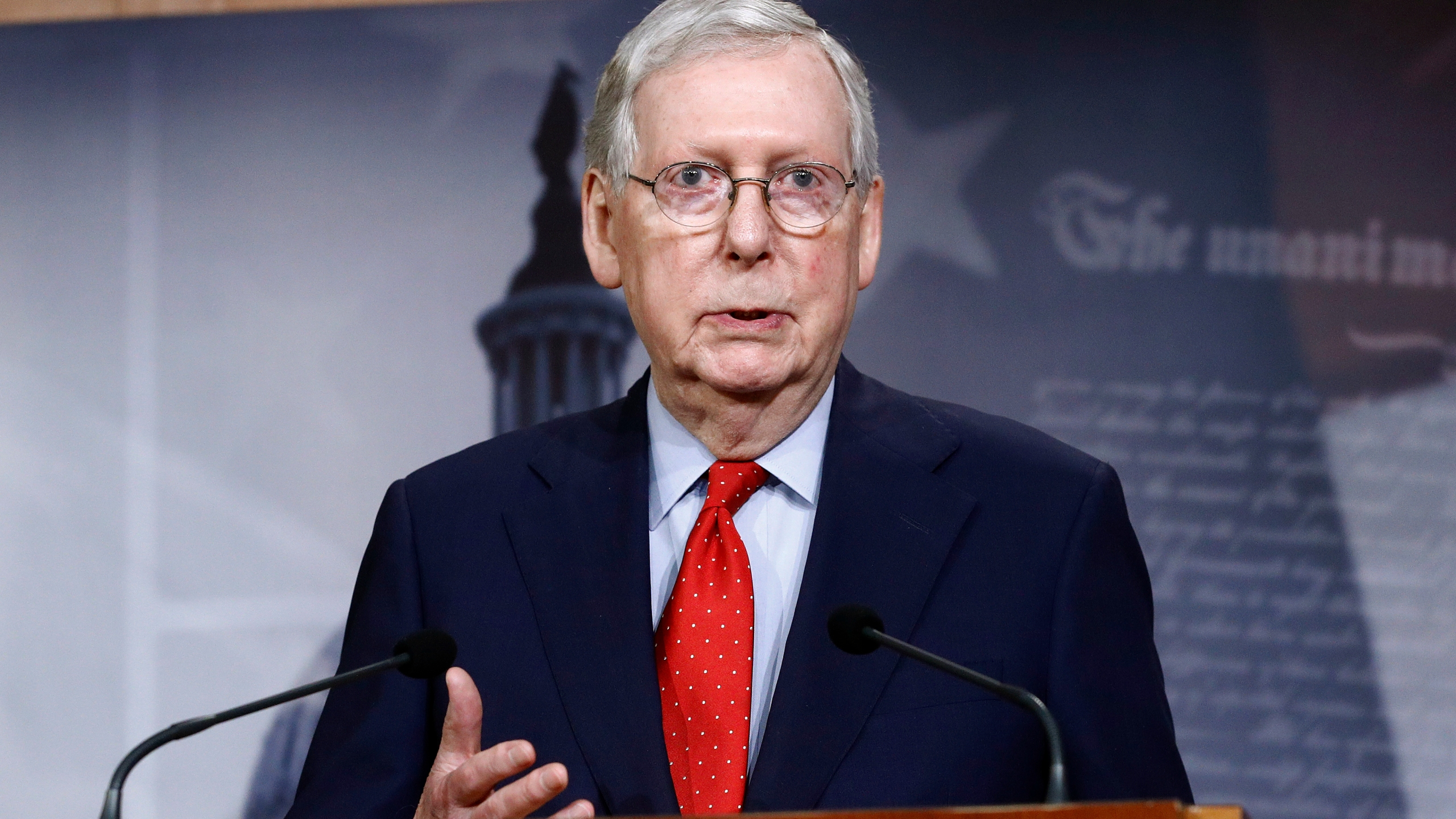 Mitch McConnell