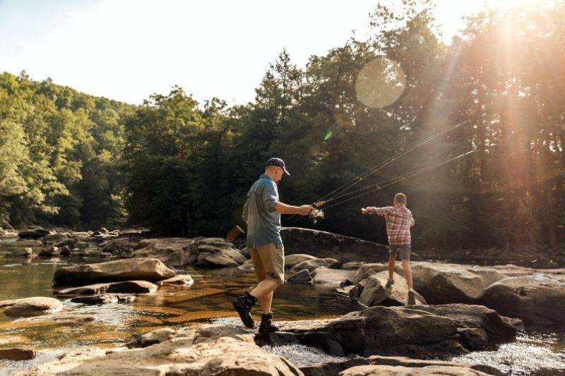 Free Fishing Extended Through May For West Virginia Residents Wboy Com