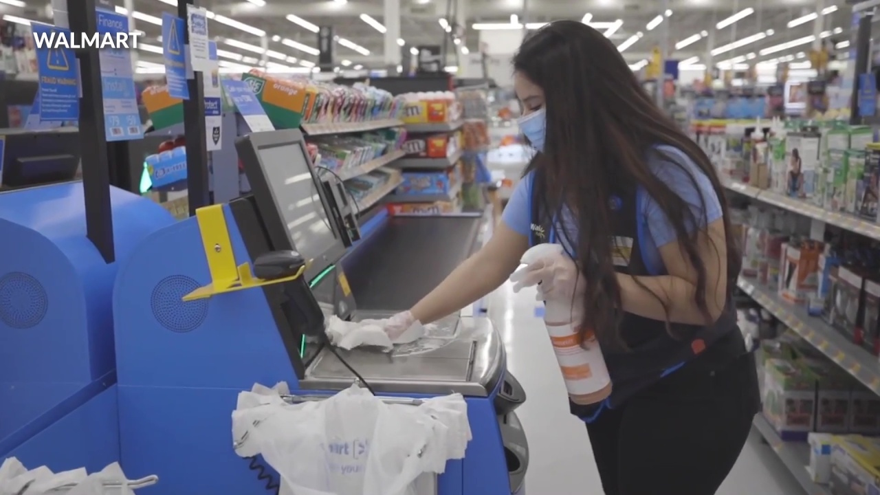 arkansas walmart becomes pilot store for all self