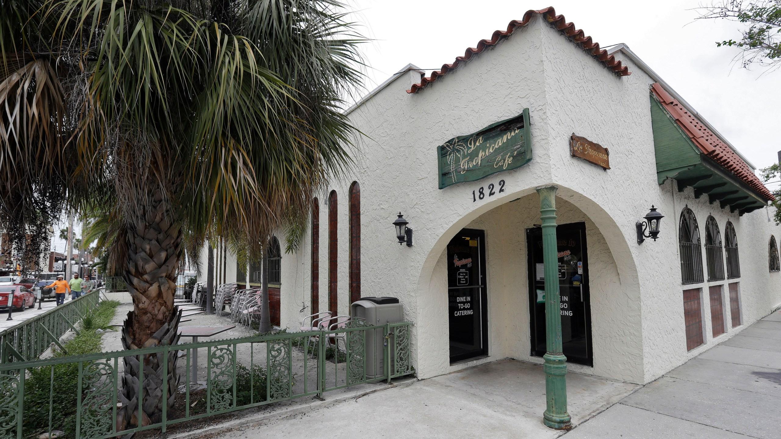 La Tropicana Cafe
