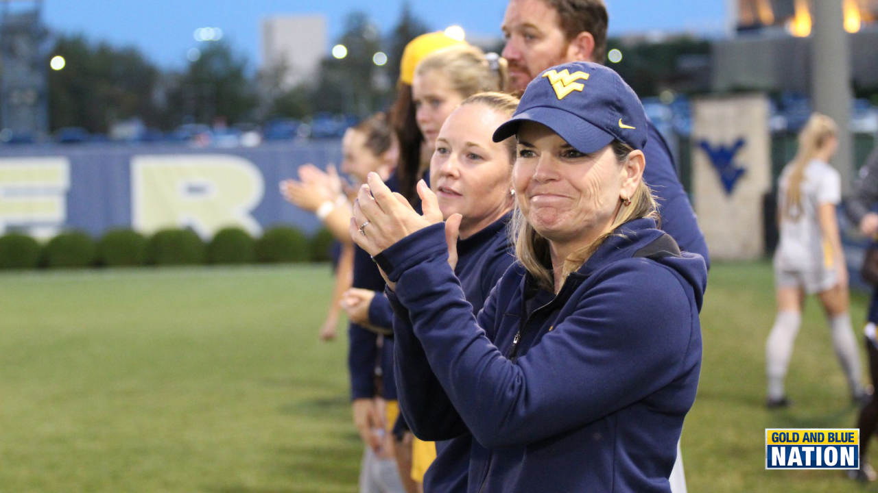 WVU women's soccer blanks Akron in exhibition
