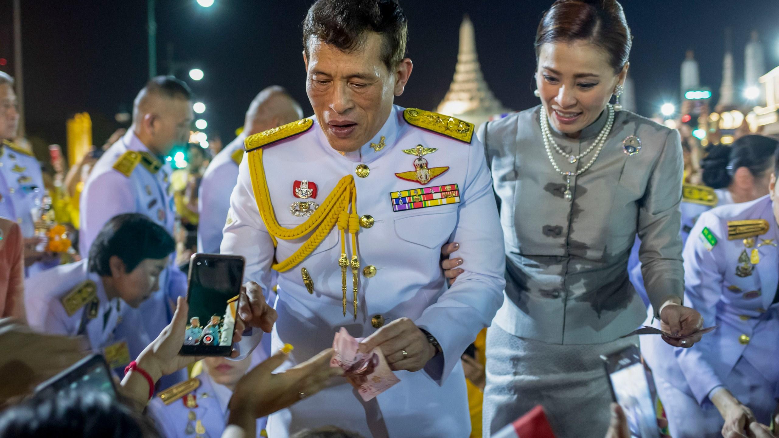 Maha Vajiralongkorn, Queen Suthida