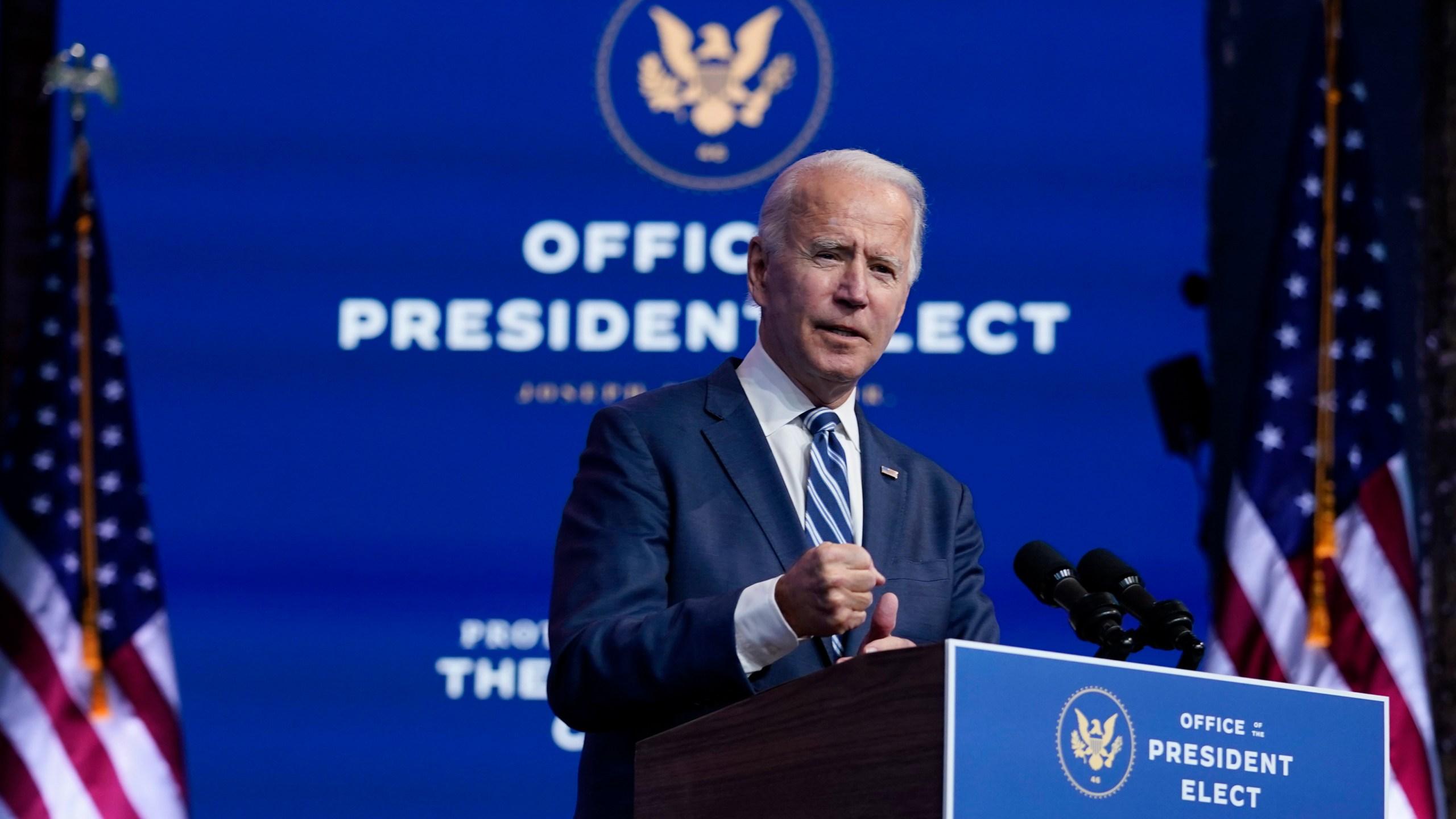 Progressives look to make early mark on Biden White House – WBOY.com