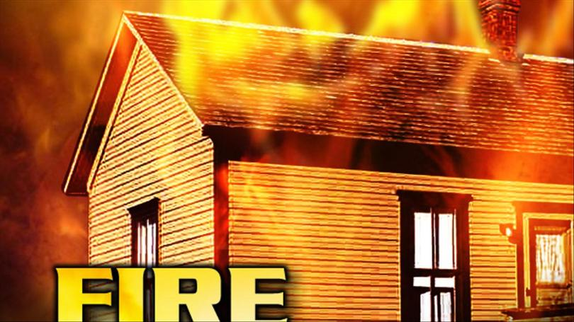 Fire damages home in Taylor County