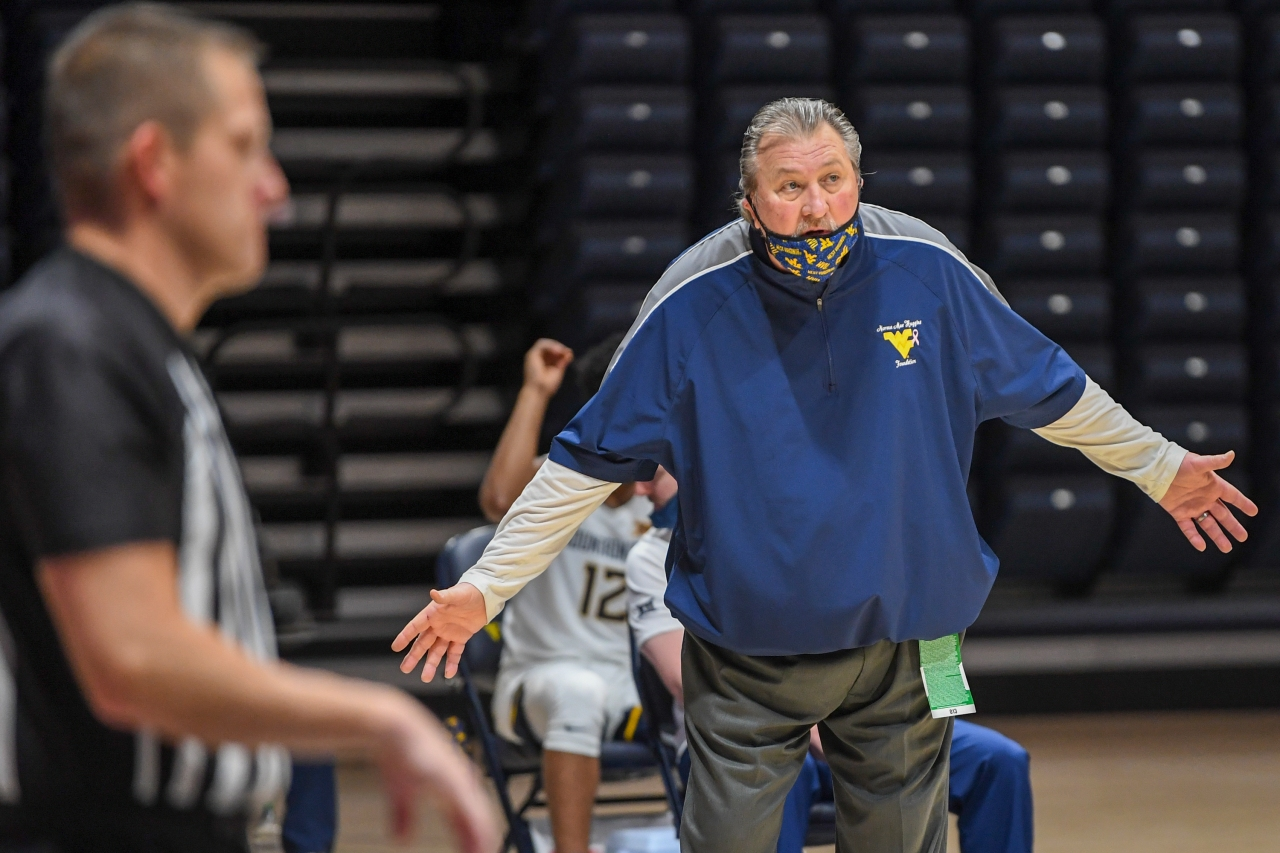 Is the Big 12 facing a scheduling dilemma? Bob Huggins weighs in