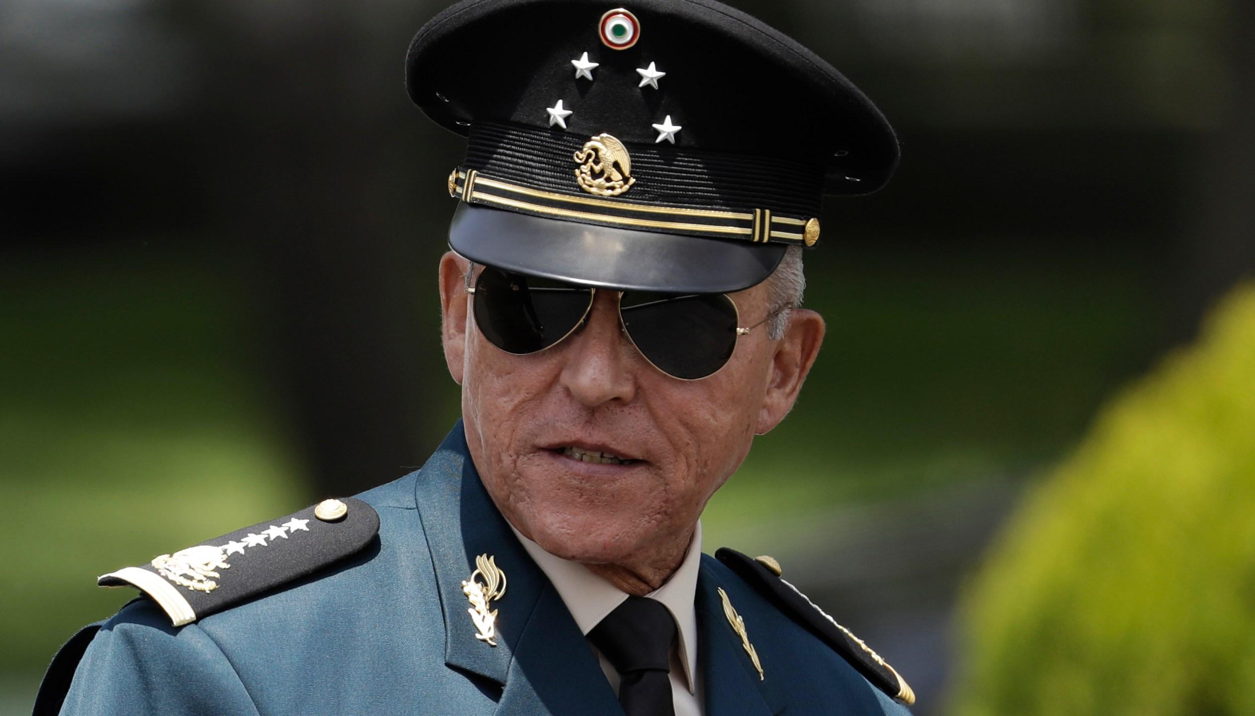 Salvador Cienfuegos Zepeda