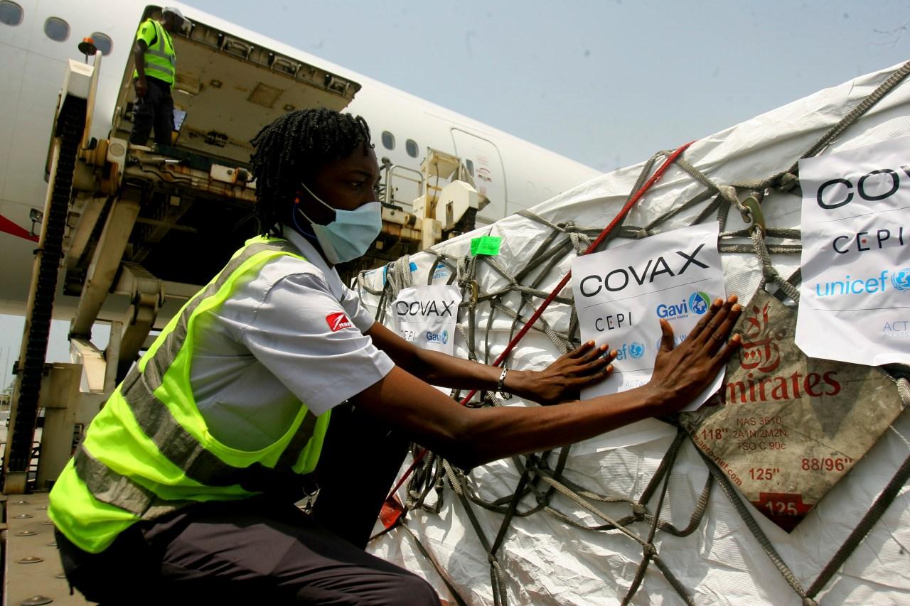 Ivory Coast 2nd country to receive COVID vaccines via COVAX – WBOY.com