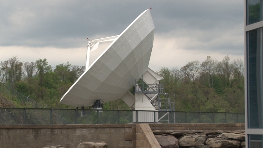 - STILL 2 11 - Technology Park set to get new space satellite