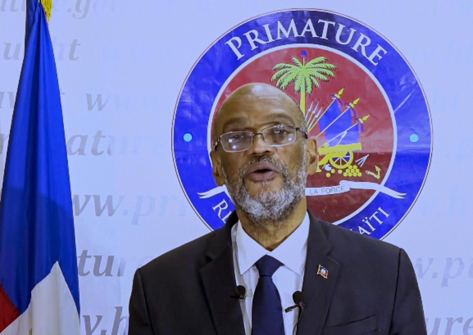 Ariel Henry, Prime Minister of Haiti